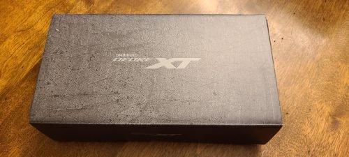 Shimano Deore XT Mountain Bike Pedals Review unboxing 1