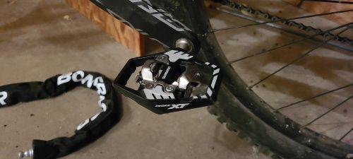 Shimano Deore XT Mountain Bike Pedals Review