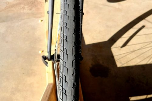 trek FX 2 tires 700X35c