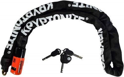 most secure bike lock