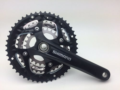biking gears explained - cranksets