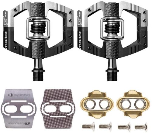 combination pedals