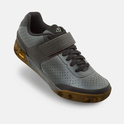 cool looking mountain bike accessory - clipless shoes