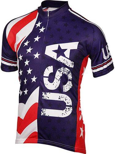 usa cycling jersey fit